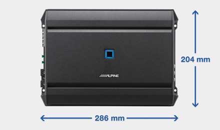 S-A55V_All-Digital-Design-Amplifier-Dime