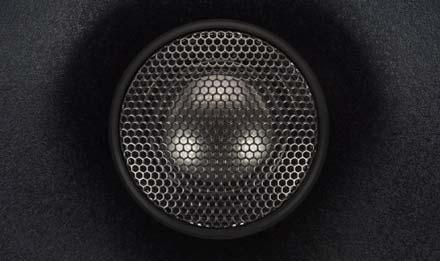 New Carbon Graphite Tweeter - X-Series Speaker X-S65
