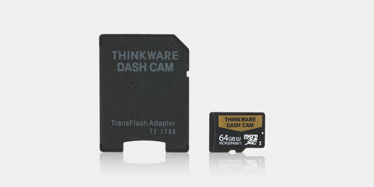 Optional 64GB Micro SD Card