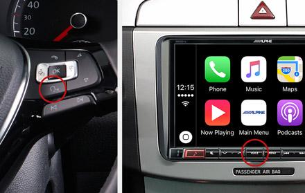 Voice Control - Navigation System X802D-U