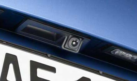 Audi A5 - X702D-A5: KIT-R1AU Alpine Camera Installation Kit for Audi