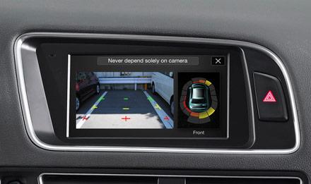 Audi Q5 - X703D-Q5: Parking Support