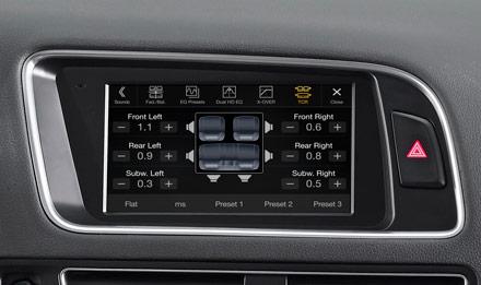 Audi Q5 - X703D-Q5: Premium Sound Quality