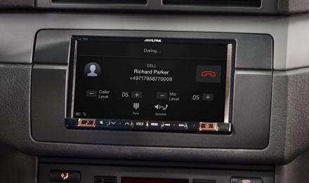 BMW 3 E46 - Built-in Bluetooth® Technology - iLX-702E46