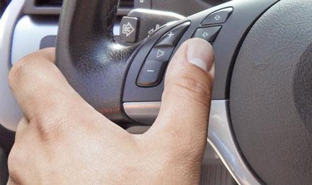 BMW 3 E46 Steering Wheel Remote Control Buttons iLX-702E46