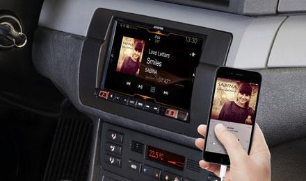 BMW 3 E46 - Connect Your Smartphone - iLX-702E46