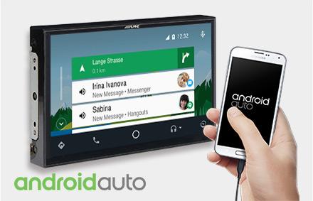 Freestyle - Android Auto ile çalışır - X902D-F