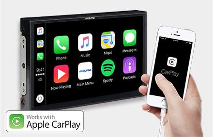 Freestyle - Apple CarPlay ile çalışır - X902D-F
