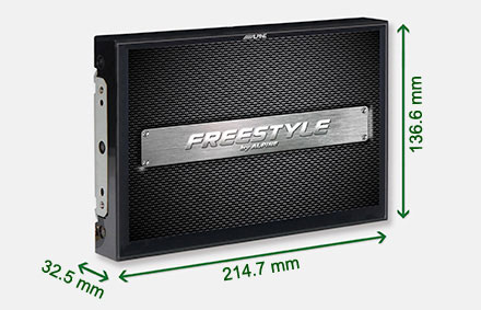 Freestyle solution for custom installs - Navigation System X902D-F