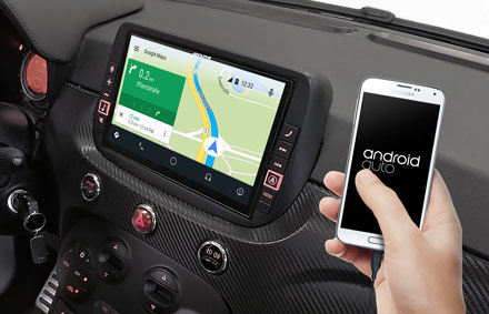 Android Auto ile Çevrimiçi Gezinti - X902D-F