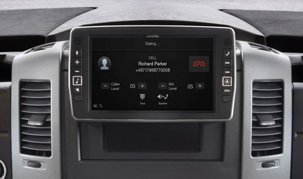 Mercedes Sprinter - Built-in Bluetooth® Technology - X903D-S906