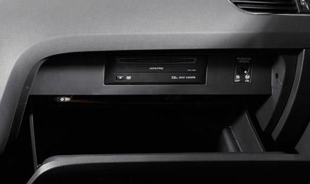 Skoda Octavia 3 - DVD Oynatıcı DVE-5300G